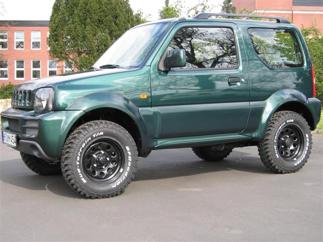 suzuki jimny pictures posters news and videos on your. Black Bedroom Furniture Sets. Home Design Ideas